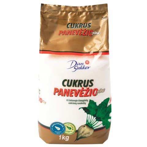 Cukrus PANEVĖŽIO PLIUS, 1 kg