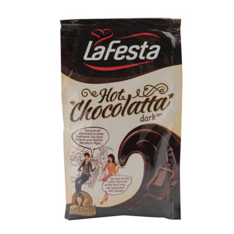 Tumšās šokolādes dzēriens LaFesta 25g