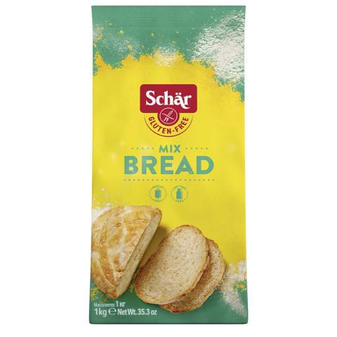 Maisījums maizei Dr.Schar bezglutēna 1kg