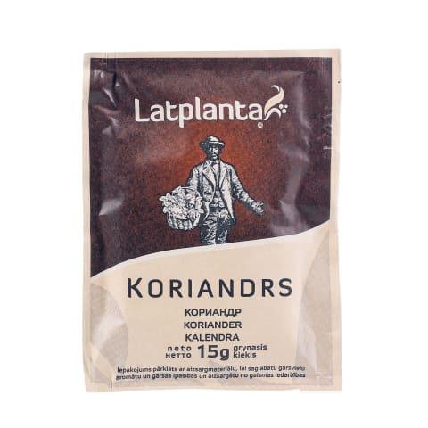 Koriandrs Latplanta 15g