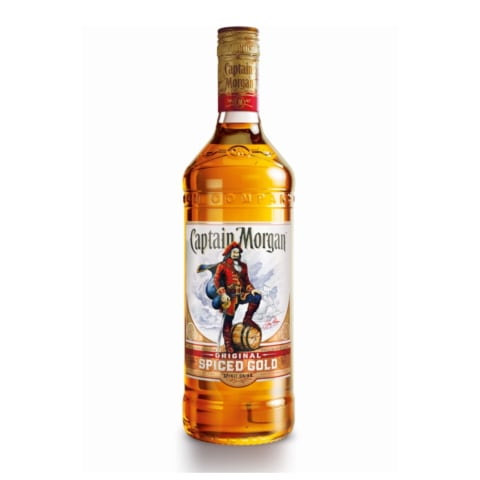 Muu.p.jook Captain Morgan Sp. Gold 35% 0,5l
