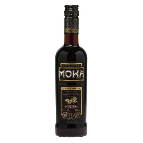 Liķieris Moka Original kafijas 30% 0,5l