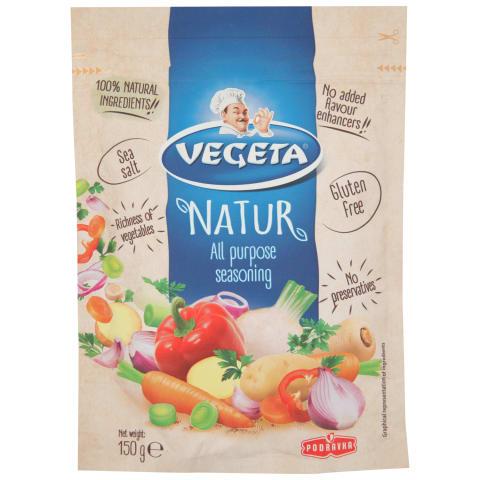 Garšviela Vegeta Natur 150g