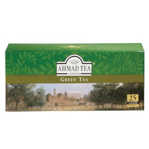 Zaļā tēja Ahmad 25x2g