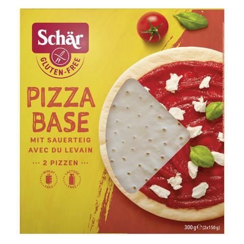 Picas pamatne Schar bezglutēna 300g