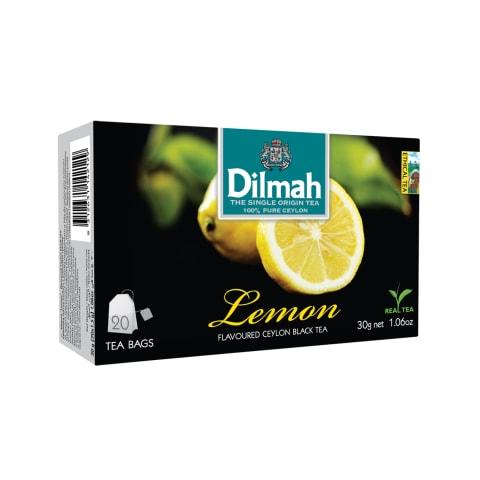 Tee must sidruni Dilmah 20x1,5g