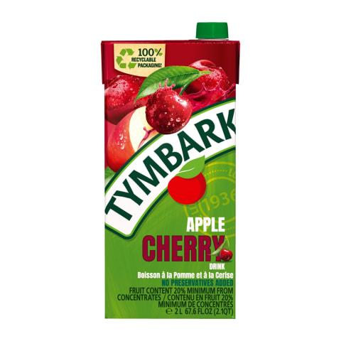 Dzēriens Tymbark ķiršu-ābolu 2l