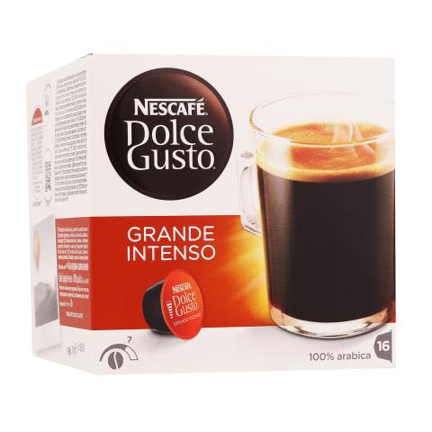 Kohvikapslid Grande Intenso Dolce Gusto 16tk