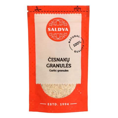 Česnakų granulės SALDVA, 32g