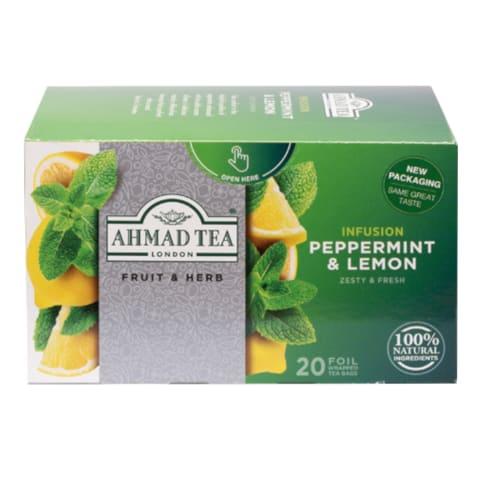 Pipirmėtės sk. arbata AHMAD TEA, 30 g