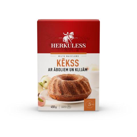 Miltu mais. Herkuless kēkss āb. kliju 400g