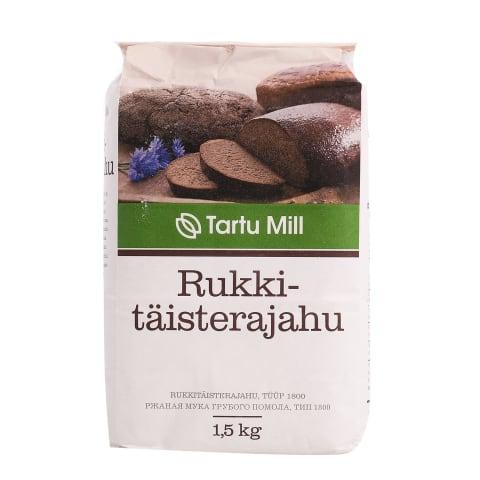 Rukkitäisterajahu Tartu Mill 1,5kg