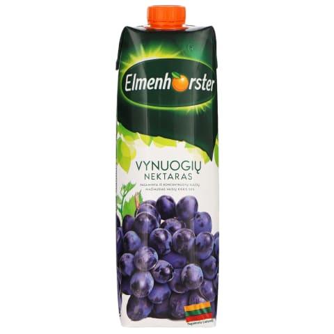 Vynuogių nektaras ELMENHORSTER, 1l