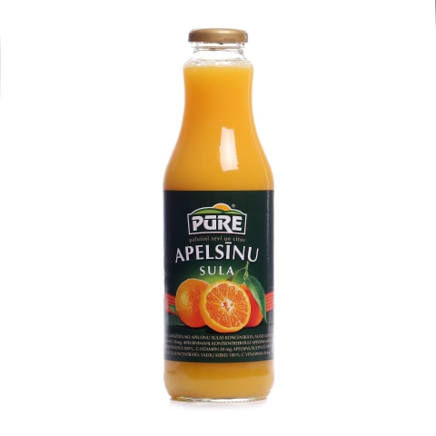 Sula Pūre apelsīnu 750ml