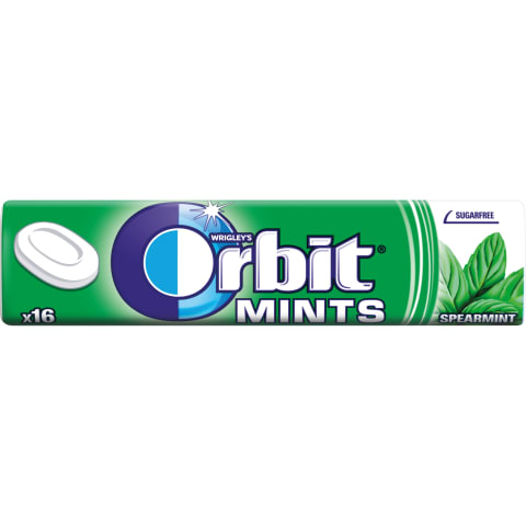 Ledenes Orbit Spearmint 28g
