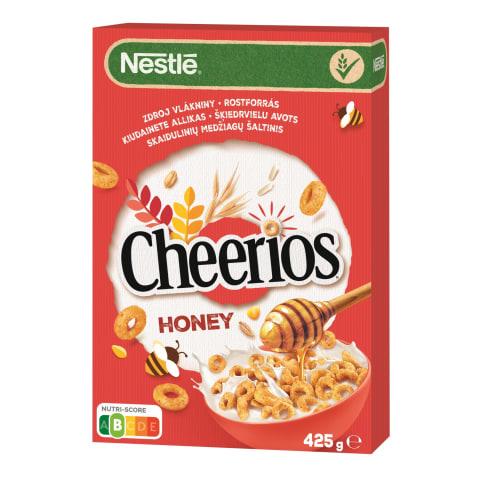 Brokastu pārslas Nestle Cheerios medus 425g