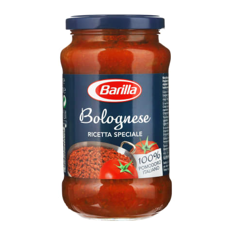 Pomidorų padažas su mėsa, BOLOGNESE, 400g
