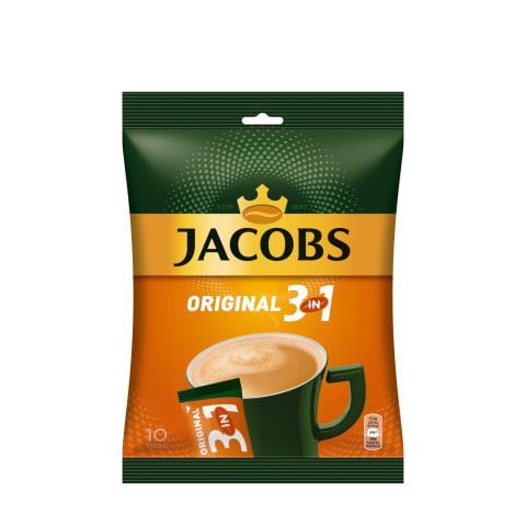 Tirpioji kava JACOBS 3in1, 152g