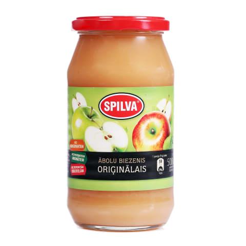 Biezenis Spilva ābolu oriģinālais 500g