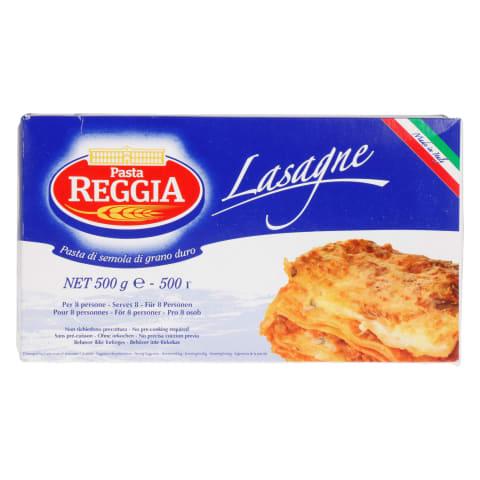 Lasanje plaadid Pasta Reggia 500g