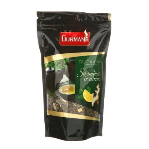 Ž.arbata su imbieru ir citrina GURMAN'S, 90g