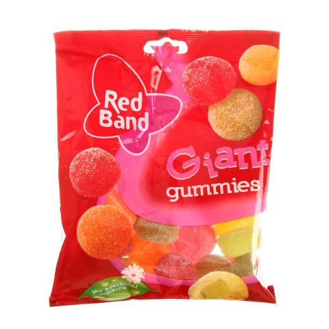 Želejkonfektes RedBand Giant Gummies 200g