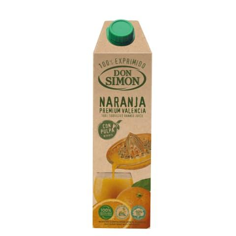Apelsinimahl Don Simon viljalihaga 1L