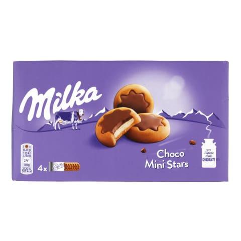 Küpsised Milka Choco Minis 150g