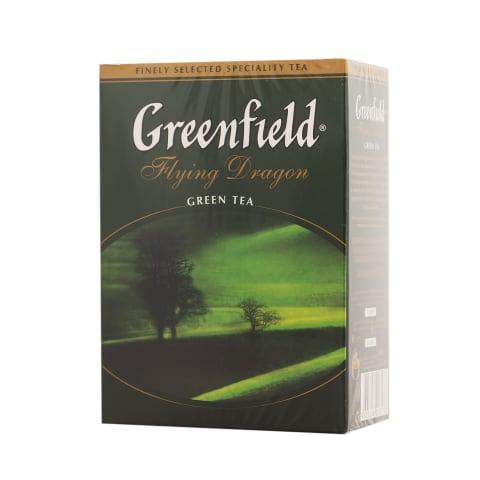 Tee roheline Flying Dragon Greenfield 100g