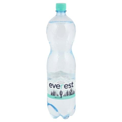 Dzeramais ūdens Everest viegli gāzēts 1,5l