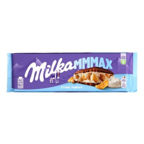 Šokolāde Milka Crispy Yoghurt 300g