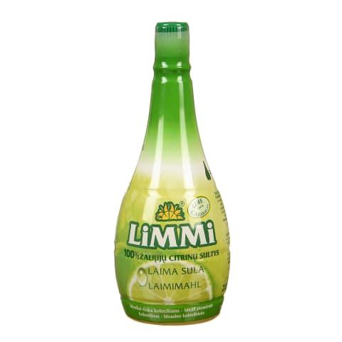 Žaliųjų citrinų sultys, 200ml