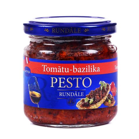 Pesto Rundāle tomātu un bazilika 180g