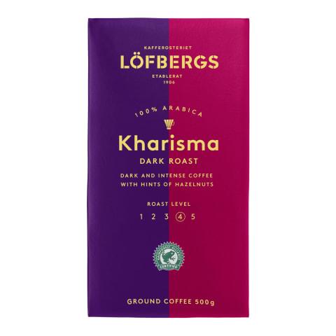 Kohv jahvatatud Lofbergs Kharisma 500g