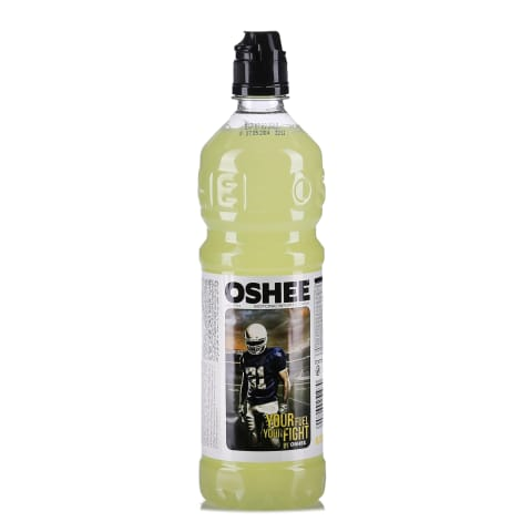 Dzēriens Isotonic Oshee lemon 0,75l