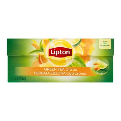 Žalioji arbata su citr.vais., 25 pak., 32,5g