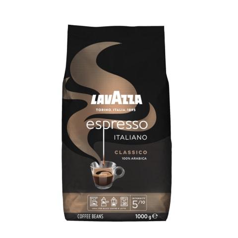 Kavos pupelės LAVAZZA CAFFE ESPRESSO, 1kg