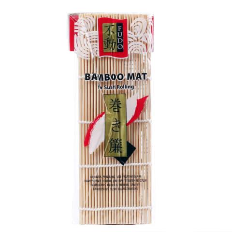Suši paklājiņš Fudo bambusa