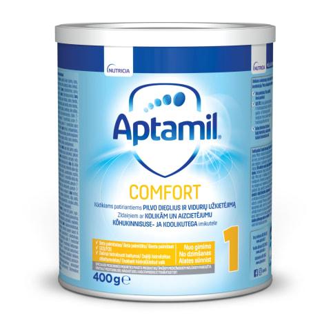 Pien. mišinys APTAMIL COMF.-1, nuo gim.,400g