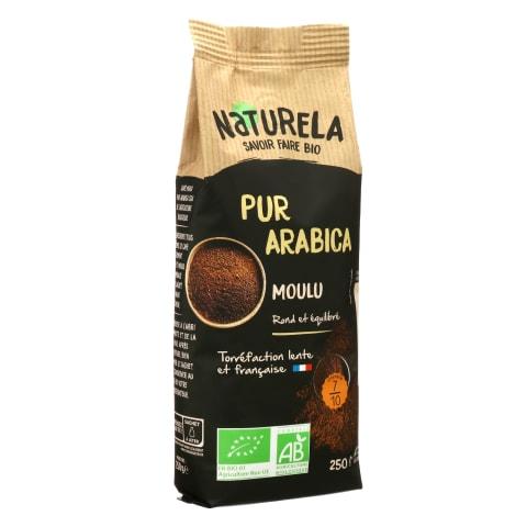 Ekologiška malta kava NATURELA, 250g