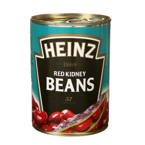 Pupiņas Heinz sarkanās 400g