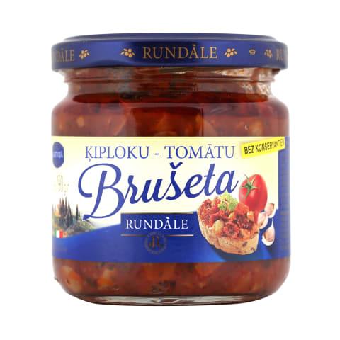 Brušeta Rundāle ķiploku un tomātu 190g