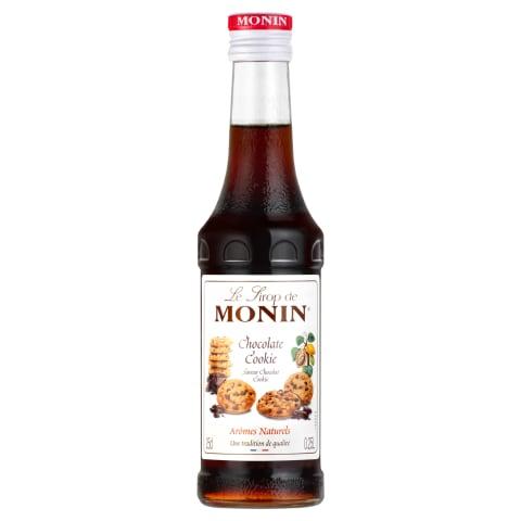 Sīrups Monin ar šokolādes cepumu garšu 250ml