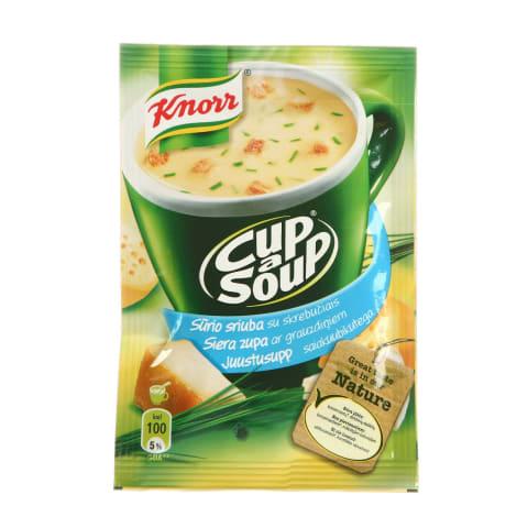 Juustusupp Knorr 22g