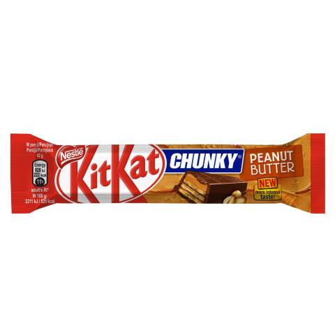 Šokolādes batoniņš KitKat Chunky 42g