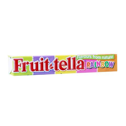 Košļājamās konfektes Fruittella krāsainās 41g