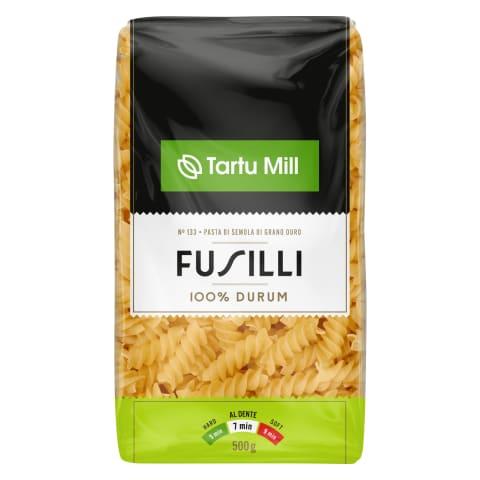 Durnuminisupasta Fusilli Tartu Mill 500g