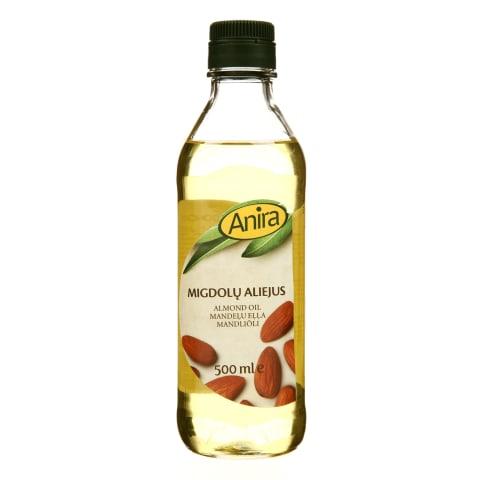 Migdolų aliejus ANIRA, 500ml