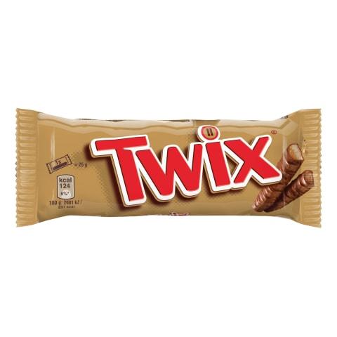 Šokolādes batoniņš Twix 50g