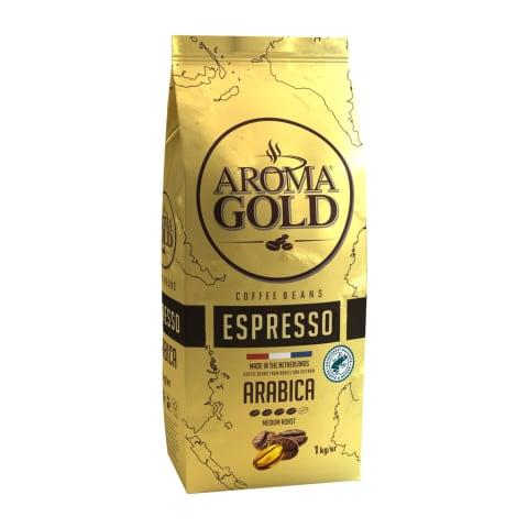 Kafijas pupiņas Aroma Gold Espresso 1kg